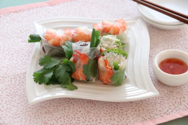 レシピ】ベトナム料理簡単アレンジ「もやしの生春巻き」