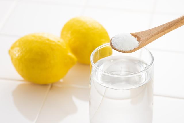 レモンとクエン酸