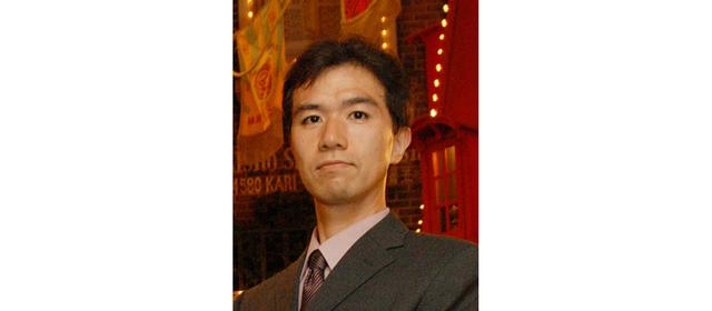 井上 岳久さん