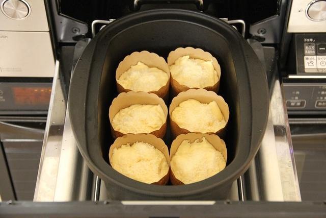 ココットダッチオーブンを使って加熱する