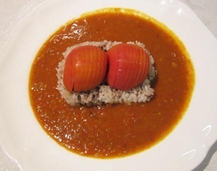 坂田幹靖さん「トマトカレー」