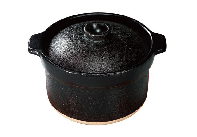 自動炊飯専用土鍋