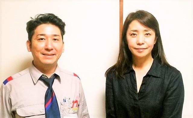 村山さんと野田さま