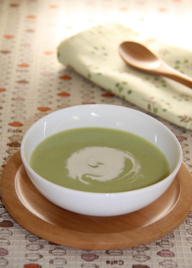 グリーンブイヨンの材料