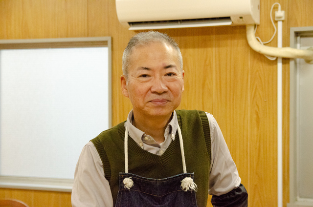 鎌田 晴一さん