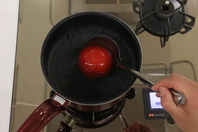 トマトそうめん