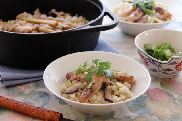 ベトナム風炊き込みご飯