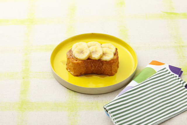 「メープルフレンチトースト」