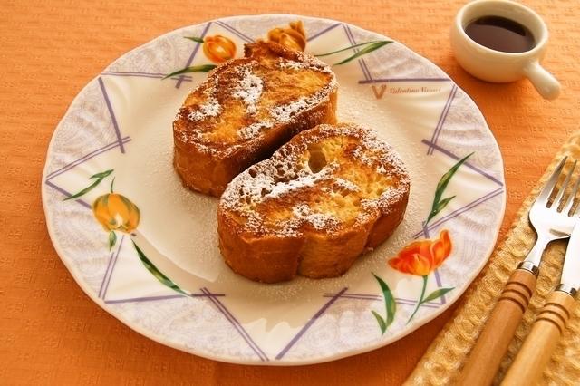 「厚切りフレンチトースト」