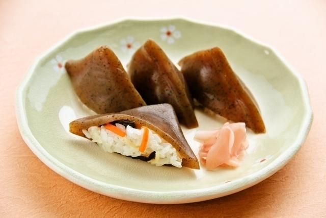 コンニャク寿司