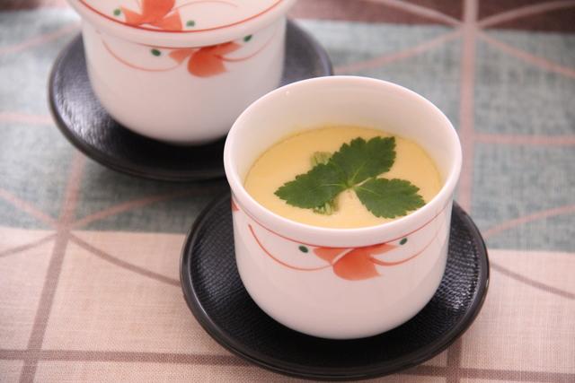 お鍋で簡単茶碗蒸し