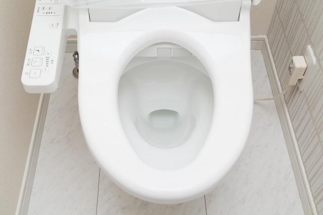 キレイなトイレ