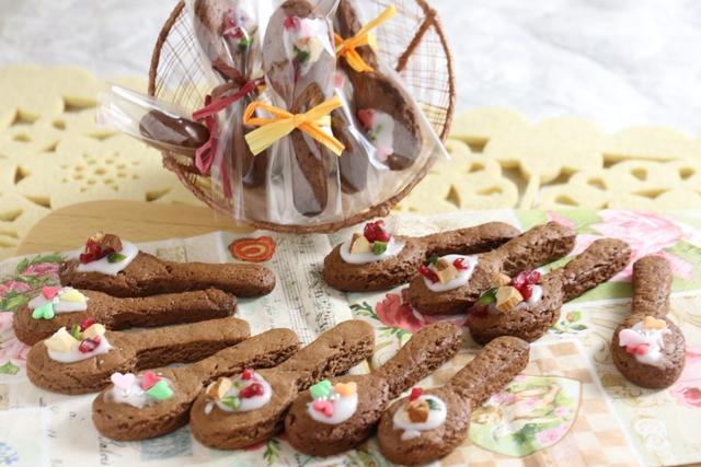 スプーンクッキー