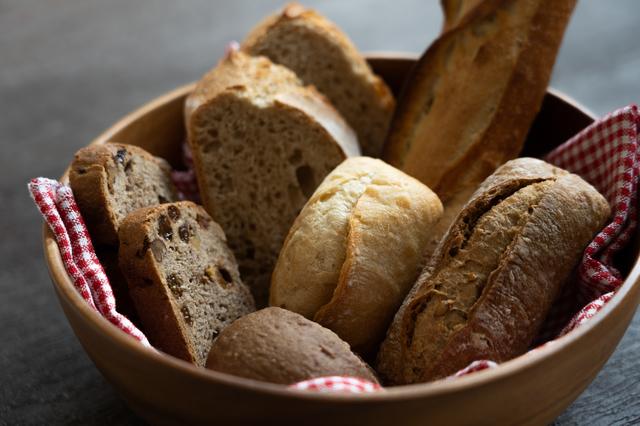 様々なフランスパン
