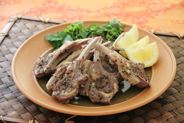 ラム肉レシピ