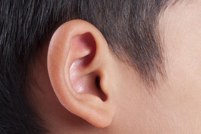 子どもの耳