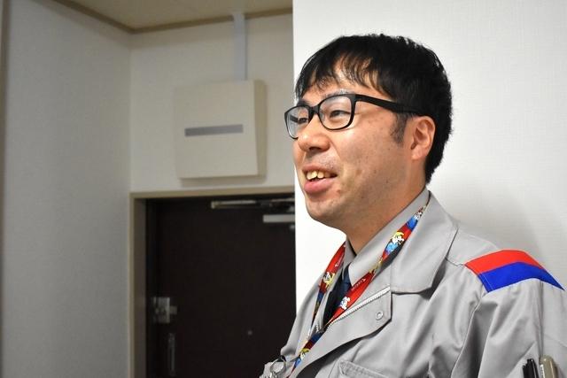 東京ガスライフバルのスタッフさん