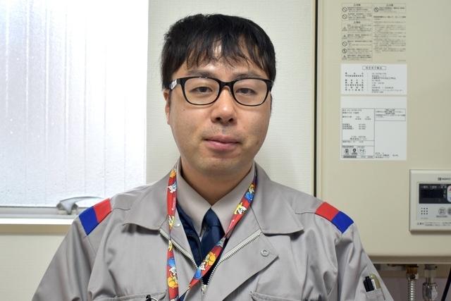 東京ガスライフバル新宿豊島の福嶋さん