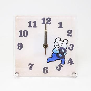 パッチョ アクリル置き時計