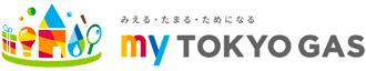 myTOKYOGASロゴ