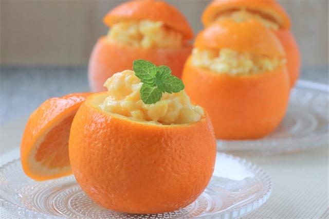 オレンジジブレ