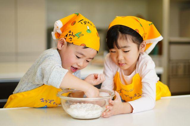 子どもにおすすめの調理作業
