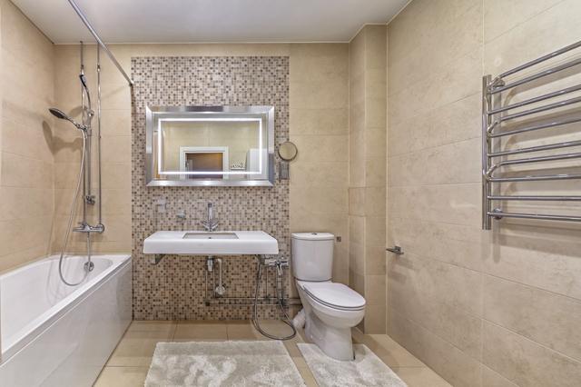 西洋式のバスルーム