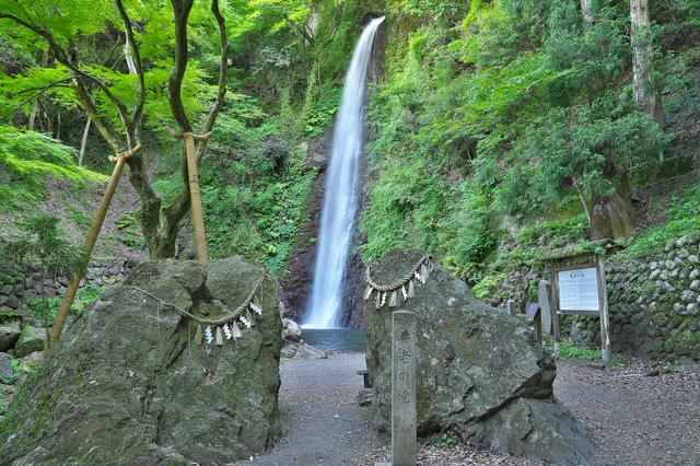 養老の滝(岐阜県養老郡養老町高林)