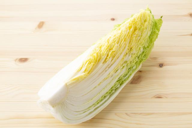 カット白菜