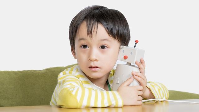 家庭用のコミュニケーションロボット「BOCCO」