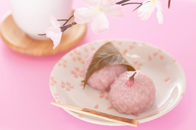 朝生菓子のイメージ