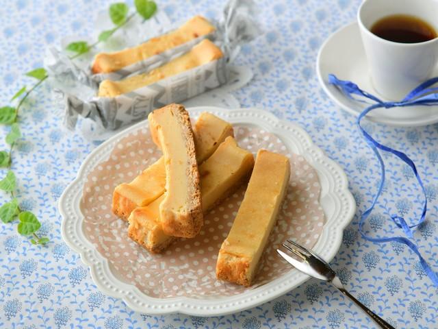 オートミールのメープルチーズケーキ