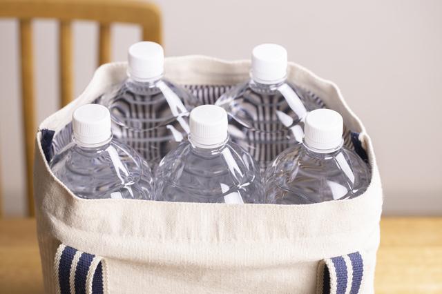 防災用として保存しておきたい水