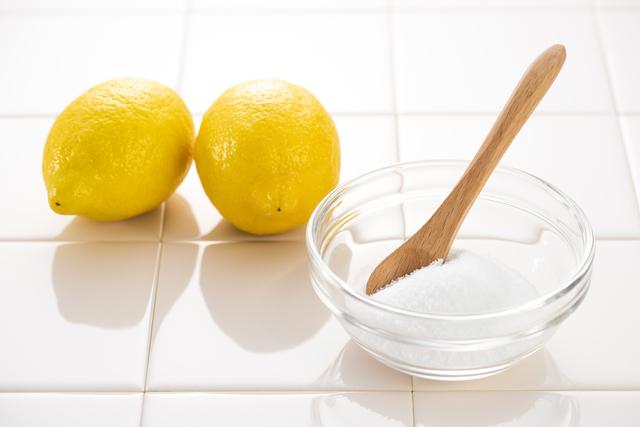 レモンとクエン酸パウダー
