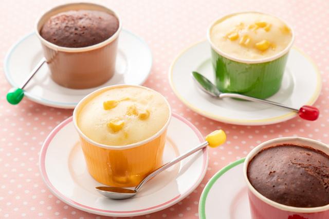 【防災スイーツレシピ3】お湯ポチャレシピ(R)で作る「コーンパンケーキ」