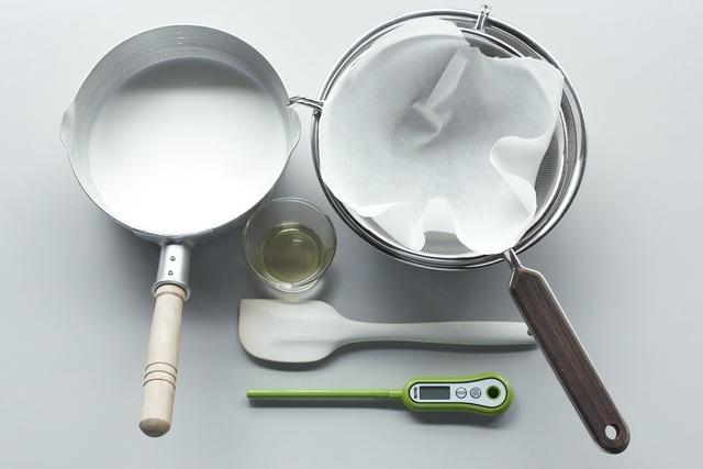 実験に必要な材料・器具