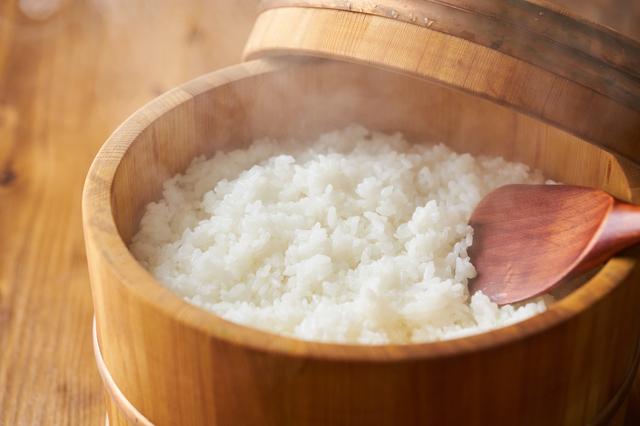 炊き立ての白米