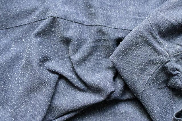 毛玉のできた服