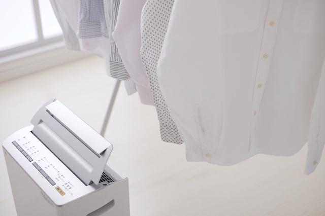 浴室暖房乾燥機がない場合は、除湿機やエアコンを活用しましょう