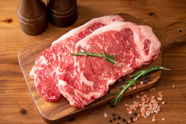 ステーキ用のお肉