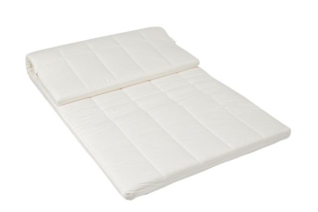 敷布団は吸保湿性の高いものがおすすめ