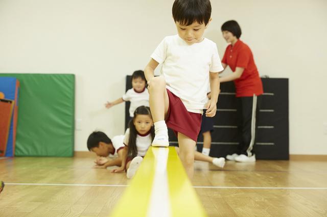 体育の授業例