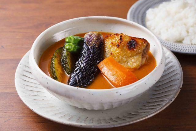 スープカレーのイメージ