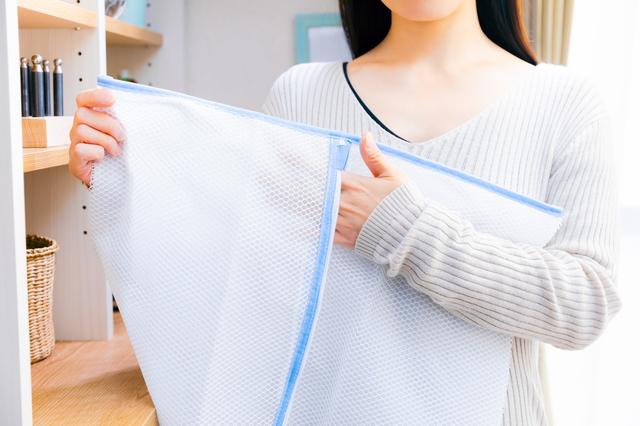 大きめの洗濯ネット