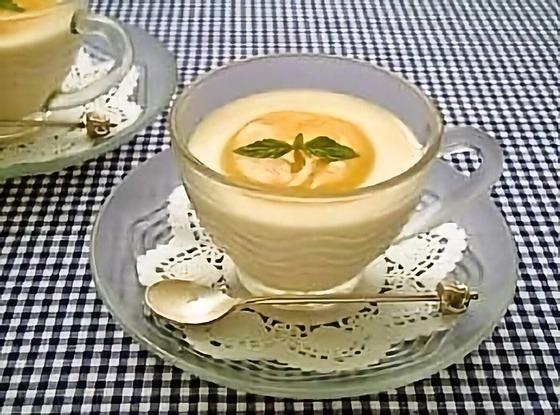 ハチミツのムース~レモン風味~