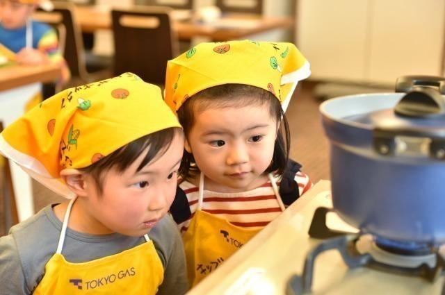 子ども向け料理教室 キッズインザキッチン