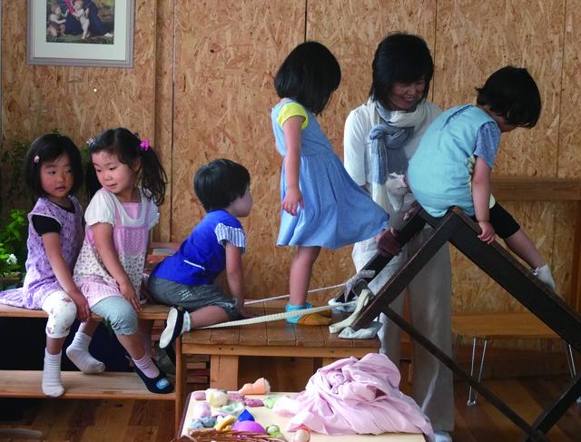 東京賢治シュタイナー学校 たんぽぽこどもの園