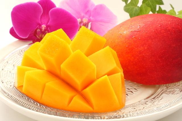 果物のマンゴー