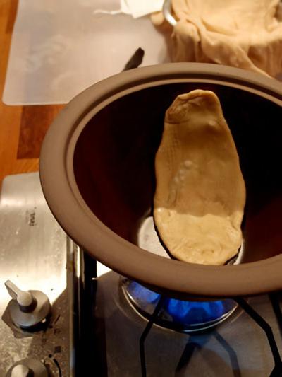 chubby(チャビィ)でナンを作る