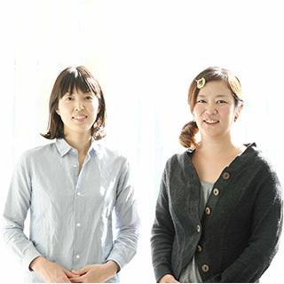 小岩里佳さんと三原寛子さん